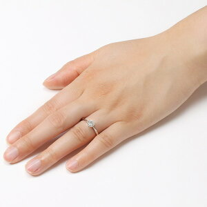 【スーパーセール割引商品】ダイヤモンドブライダルリングプラチナPt9000.3ctダイヤ指輪DカラーSI2ExcellentEXハート&キューピットエクセレント鑑定書付き11号