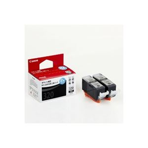 (業務用30セット)キャノンCanonインクカートリッジBCI-320PGBK2P2本入【×30セット】