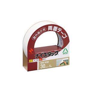 (業務用100セット)ニチバンナイスタックNW-N30屋外掲示用30mm×5m【×100セット】