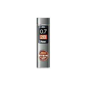(業務用200セット) ぺんてる シャーペン替え芯 Ain替芯シュタイン 【硬度:2B/0.7mm】 C277-2B