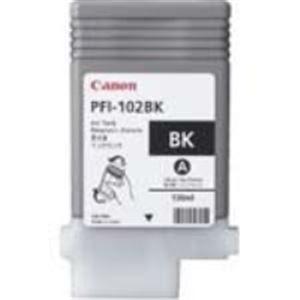 (業務用3セット)Canon(キャノン)インクカートリッジPFI-102BKブラック【×3セット】