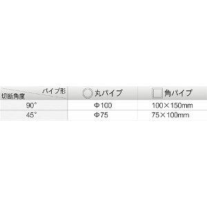 育良精機IS-BC100バンドソーカッター
