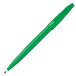 (業務用300セット)ぺんてるサインペンS520-DD緑【×300セット】