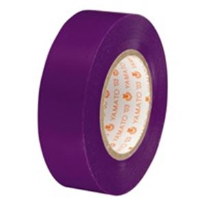 (業務用50セット)ヤマトビニールテープNO200-1919mm*10m紫10巻【×50セット】