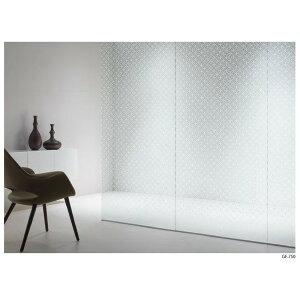 和七宝飛散防止ガラスフィルムサンゲツGF-75092.5cm巾10m巻