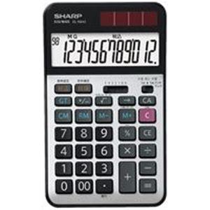 (業務用5セット)シャープエレクトロニクスマーケティング中型卓上電卓12桁EL-N942-X【×5セット】