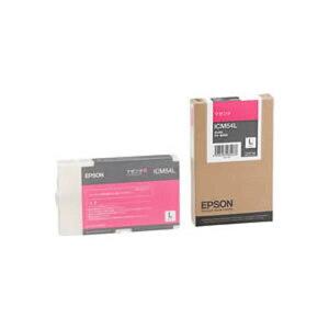 (業務用3セット)【純正品】EPSONエプソンインクカートリッジ/トナーカートリッジ【ICM54LMマゼンタ】