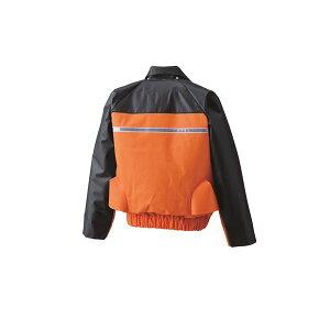 【スーパーセールでポイント最大42倍】ナダレス空調服ブルゾンリチウムバッテリーセットBR-500NC10S6イエロー4L