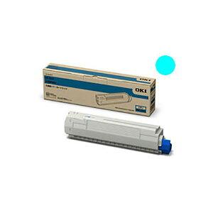 (業務用3セット)【純正品】OKI沖データインクカートリッジ/トナーカートリッジ【TNR-C3PC2Cシアン】大容量