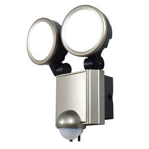 ELPA(エルパ)屋外用LEDセンサーライト AC電源 ESL-SS1002AC