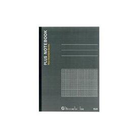 【マラソンでポイント最大44倍】(業務用200セット) プラス ノートブック NO-204GS A4 方眼罫