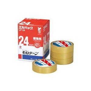 (業務用20セット)ニチバンセロテープLパックLP-2424mm×35m6巻【×20セット】