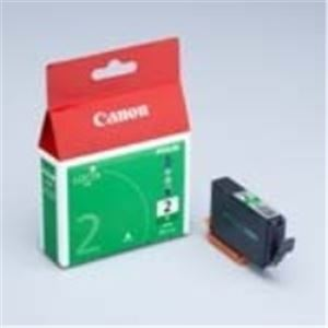 (業務用40セット)キャノンCanonインクカートリッジPGI-2Gグリーン【×40セット】