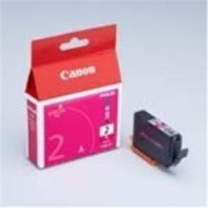 (業務用40セット)キャノンCanonインクカートリッジPGI-2Mマゼンタ【×40セット】