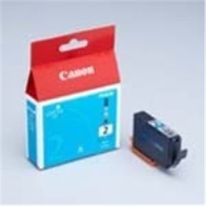 (業務用40セット)キャノンCanonインクカートリッジPGI-2Cシアン【×40セット】