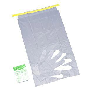 (まとめ)アーテック 携帯用ゴミ袋(1枚入) 【×150セット】