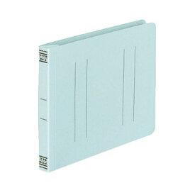 【スーパーセールでポイント最大44倍】(まとめ) コクヨ フラットファイルV(樹脂製とじ具) B6ヨコ 150枚収容 背幅18mm 青 フ-V18B 1パック(10冊) 【×5セット】
