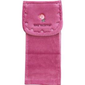 オカ ロイヤルコレクションチェルシー トイレットペーパーホルダーカバー ピンク