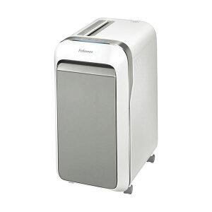 フェローズ プロフェッショナルシュレッダー LX221 A4 マイクロカット ホワイト 5180501 1台