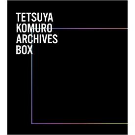 TETSUYA KOMURO ARCHIVES BOX CD9枚組(T盤・K盤各4枚+盤1枚)