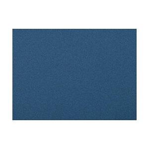 (まとめ)大王製紙 再生色画用紙8ツ切100枚ぶどう【×5セット】