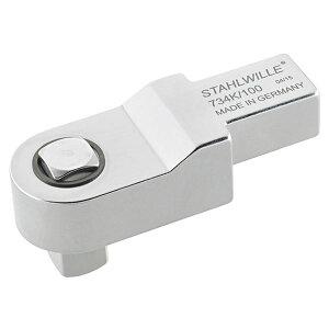 STAHLWILLE(スタビレー)734K】100校正用トルクレンチ差替ヘッド(58241100)