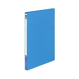【スーパーセールでポイント最大44倍】(まとめ) コクヨ レターファイル(色厚板紙)B5タテ 120枚収容 背幅20mm 青 フ-551B 1セット(10冊) 【×5セット】