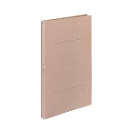(まとめ) コクヨ ガバットファイル(紙製) A4タテ 1000枚収容 背幅13〜113mm ピンク フ-90P 1パック(10冊) 【×5セット】