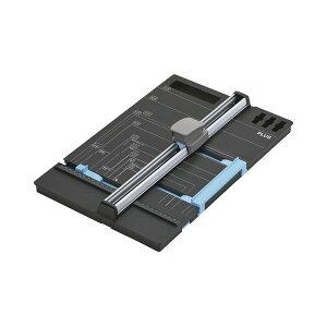 【クーポン配布中】プラス スライドカッター ハンブンコ 297mm(A4長辺) PK-813 1台