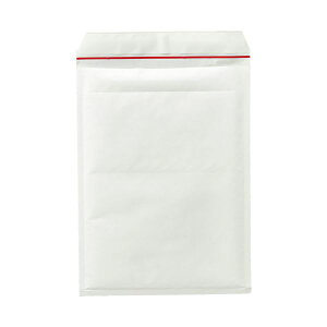 TANOSEE クッション封筒 A4用 内寸235×330mm 白 1ケース(100枚)