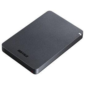 バッファロー USB3.1(Gen.1)対応 耐衝撃ポータブルHDD 1TB ブラック HD-PGF1.0U3-BKA