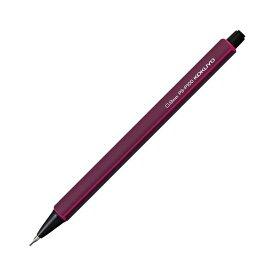 (まとめ) コクヨ 鉛筆シャープ 0.9mm (軸色ワインレッド) PS-P100DR-1P 1本 【×50セット】