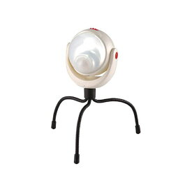 【スーパーセールでポイント最大44倍】ムサシ ライテックス調色調光LEDどこでもセンサーライト ASL-095 1台