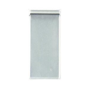 (まとめ)今村紙工 空気穴開き OPP袋フタ・テープ付 長3 AOPP-N3 1パック(100枚) 【×30セット】