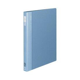 【スーパーセールでポイント最大44倍】(まとめ)コクヨ リングファイル 発泡再生PP表紙A4タテ 30穴 120枚収容 背幅27mm 青 フ-F460B 1冊 【×5セット】