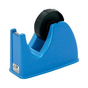 (まとめ) コクヨ R2テープカッター 大巻・小巻両用 W85×D167×H105mm 青 R2T-M32B 1台 【×30セット】