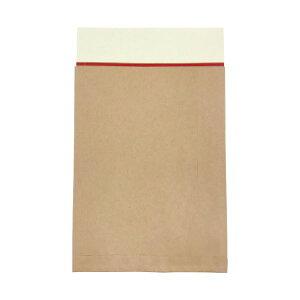 【クーポン配布中】(まとめ)キングコーポレーション ポストイン封筒小100g/m2 未晒クラフト 190412 1ケース(100枚)【×2セット】