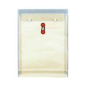 【クーポン配布中】(まとめ) ピース マチヒモ付ビニール保存袋 レザック 角0 184g/m2 白 918 1枚 【×30セット】