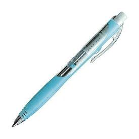 (まとめ)コクヨ 油性ボールペン(コロレー)0.7mm 黒(軸色:ブルー)F-VPR105B 1セット(5本)【×20セット】