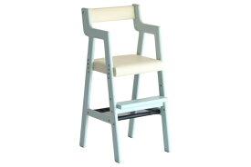 ベビーチェア シアングレー ハイチェア 木製 高さ調節 ダイニングチェア ベビーチェアー 子供 2歳 食事 椅子 赤ちゃん 椅子 テーブルベビーチェア キッズチェア Kids High Chair -comet- ilc-3339