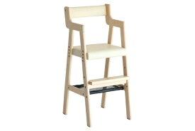 ベビーチェア ナチュラル ハイチェア 木製 高さ調節 ダイニングチェア ベビーチェアー 子供 2歳 食事 椅子 赤ちゃん 椅子 テーブルベビーチェア キッズチェア Kids High Chair -comet- ilc-3339