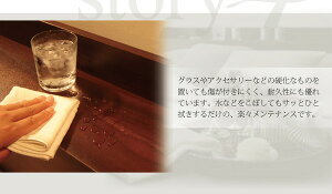 フロアベッドクイーン【Lucious】【国産ポケット付き】ダークブラウン棚・コンセント付きモダンデザインフロアベッド【Lucious】ルーシャス