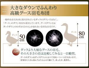 布団8点セットセミダブル【Bloom】ブラウン極厚ボリュームタイプ日本製ウクライナ産グースダウン93%ロイヤルゴールドラベル羽毛布団8点セット【Bloom】ブルーム