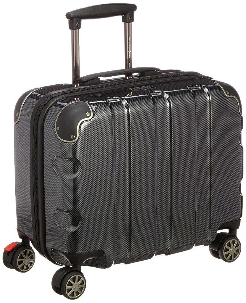 【あす楽】【送料無料】TRD ポリカーボネートキャリーケース 横型 0836700-BK ブラックカーボン柄 4輪式 35L 3.4kg 国際線機内持込可能 TSAロック機能搭載 [キャリーカート][キャリーバッグ][スーツケース][トヨタ レーシング デベロップメント]