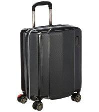 【あす楽】【送料無料】TRDポリカーボネートキャリーケース縦型0836800-BKブラックカーボン柄4輪式38L3.2kg国際線機内持込可能TSAロック機能搭載[キャリーカート][キャリーバッグ][スーツケース][トヨタレーシングデベロップメント]