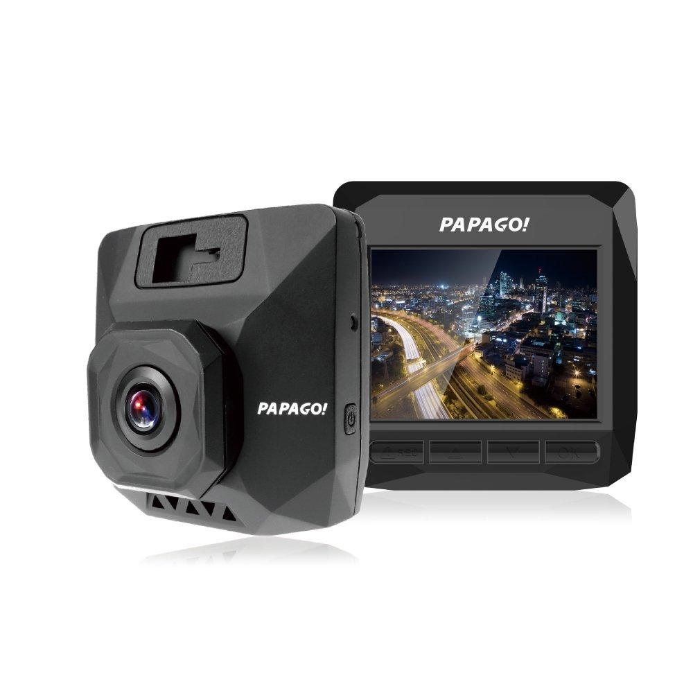 【あす楽】【送料無料】PAPAGO ドライブレコーダー GoSafe D11 GS-D11-16G 高画質フルHD 最大64GB対応 GPS無しモデル ドラレコ パパゴ