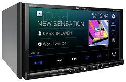 【あす楽】【送料無料】carrozzeria2DINメインユニットFH-9400DVSAppleCarPlayAndroidAuto対応CD/DVD/USB/BluetoothPioneerパイオニアカロッツェリアカーオーディオ