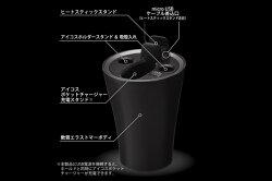 【あす楽】GARSOND.A.Dアイコス専用ホルダーHA471IQOS専用スタンド2.4Plus対応ホールド・充電・吸殻入れギャルソン灰皿