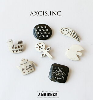 AXCIS(軸)BROOCH