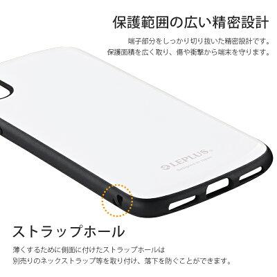 iPhoneXR耐衝撃薄型ハイブリッドケース「PALLETSlim」